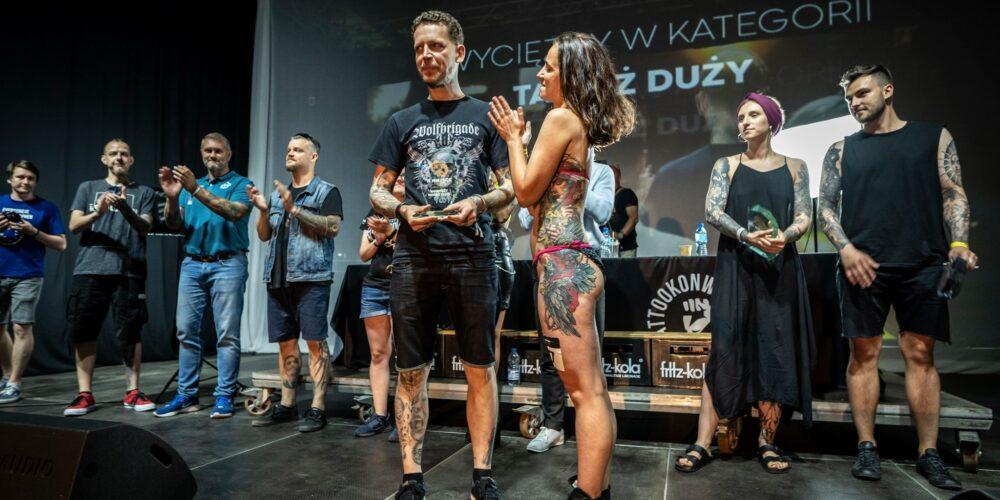 Konkursy na Tattoo Konwent